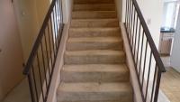 Before Stairway Repair